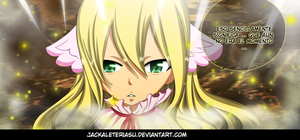 Fairy Tail 415 Mavis by JackalEteriasu