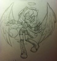 Ysabel the angelhog by SWAG-Daddy