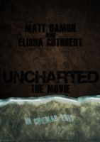 Uncharted Movie Poster by CrustyDog