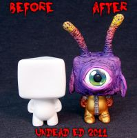 Munny Style Whamblamoo Compare by Undead-Art