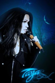 Tarja Turunen - Victim of Ritual by GaeliraGwaelon