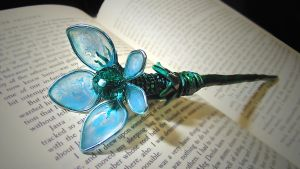 Blue Orchid by LuckyTraveller