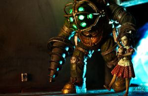 Bioshock by SavageSerenityStudio
