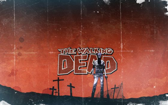 The Walking Dead Wallpaper by linxo