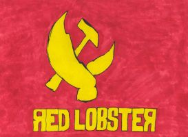 The real Red Lobster by Calcifer-Boheme