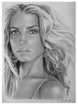 Jessica Simpson 4 by saraly