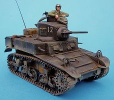 Stuart Tank by Low688