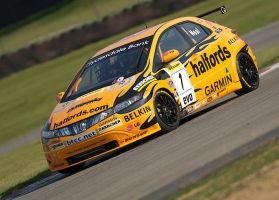 BTCC - Matt Neal by noelholland