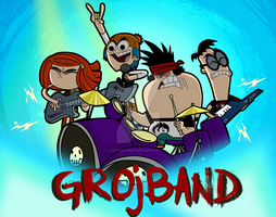 We Are Grojband by justinbysma