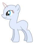 Happy Mare - Base - 72# by J-J-Bases