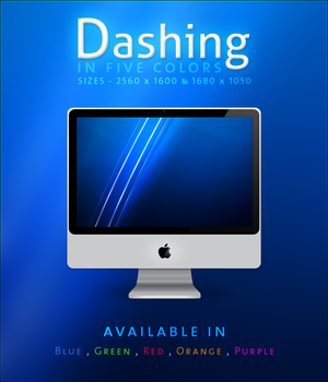 Dashing Wallpaper Pack by NathanCH
