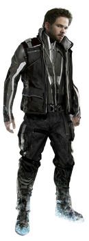 Iceman Transparent Background! by ruan2br