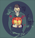 trick or treat by volokine