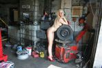 Let me check your tyre Sir by Singingnaturist