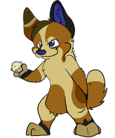 BLUEberry by Sockune