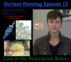 Deviant-Hunting Ep.12 - YOUTUBE SERIES for ARTISTS by ImportAutumn