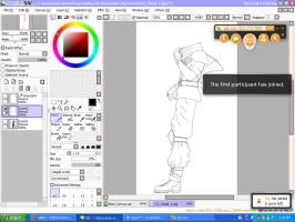 WIP Line-Art by Nobody-at-heart