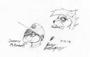 Shots of Heads by TheSuperiorSpiderMew