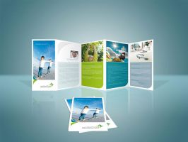 DHA Leftlet option 1 by eltokhy