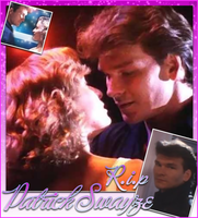 Patrick Swayze by tattysan