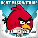 Angry Birds Meme 2 by Chrissiannie