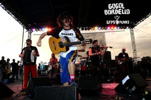Gogol Bordello - gypsy punks by UniqueNudes
