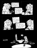 Tea Party for One by death-g-reaper