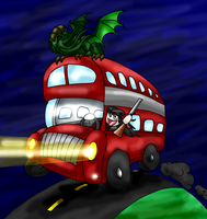Helloween4545 Road Trip! by Scatha-the-Worm