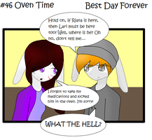 #46 - Oven Time - Best Day Forever by J-M-X-P