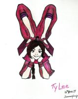 Avatar TLA - Ty Lee by intothewild142
