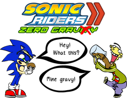 Sonic Riders : More Gravy by Ret23ol