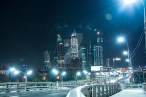 Moscow never sleeps by Anarchy-in-White