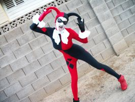 Where's my Mr. J? by CLeigh-Cosplay