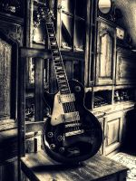 Epiphone les paul standard II by TheDeadStare