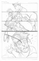 Hulk Transformation PAGE 1 by jpm1023