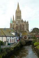 Truro Cathedral 1 by TDGreen