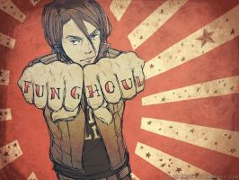 Fun Ghoul by Building-Bridges