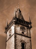 Old Town Hall Tower HDR01 by abelamario