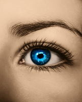 Eyes of Elements - Water by Petra1999