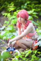 Oerba dia Vanille cosplay - Final Fantasy XIII by Elanor-Elwyn