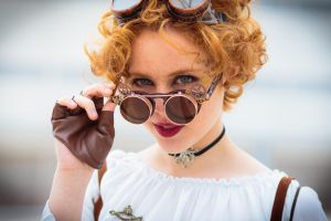 Steampunk Glasses by MarcoFiorilli
