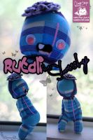Rutali the Dress-Up Slouchy by cleody
