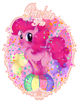 Pinkie Pie by RubyPM