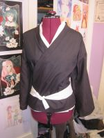 Bleach Haori Commission 2 by Dye-Another-Day