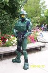 Halo Cosplay by Halowing