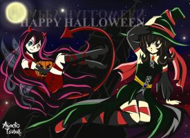 All Hallows' Eve---LH5W Style~ by Lady--Nyx