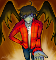 Behold your Vampire King by Mad-Hattress-Ari
