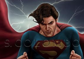 EVIL SUPERMAN by supersebas