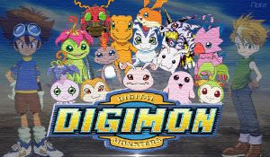 Wallpaper Digimon || TheGraphicsArts - Nola by TheGraphicsArts