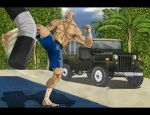 Sagat The God of Muay Thai by shaotemp